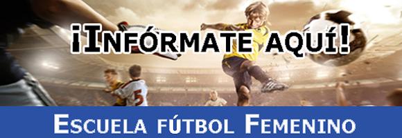 escuela futbol femenino